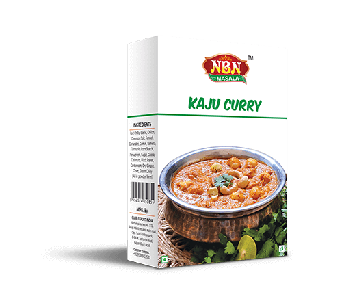 Kaju Curry Masala